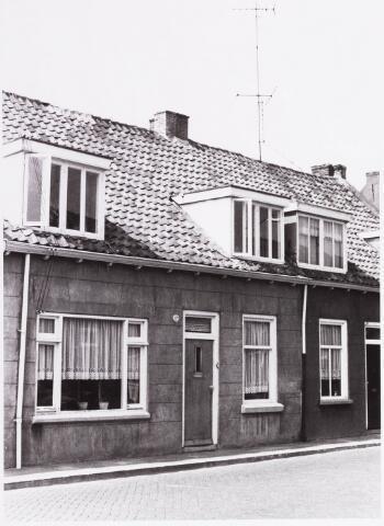 034440 - Lijnsheike 159; thans heet dit deel van de straat Von Weberstraat. De meeste huizen aan het Lijnsheike zijn inmiddels gesloopt.