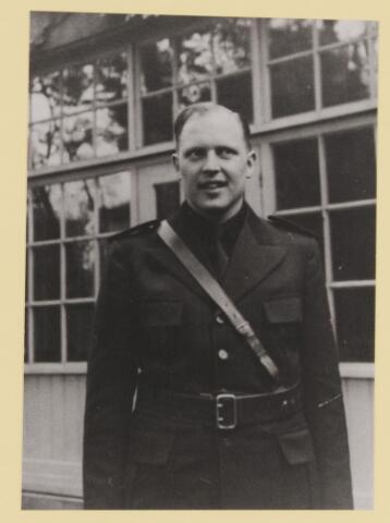 077313 - Arnold Meijer, leider van Zwart Front 1934-1941