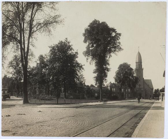 024526 - Het Korvelplein in 1927