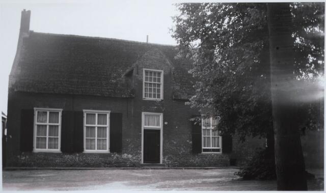 030768 - De Schans. Voormalige bierbrouwerij.