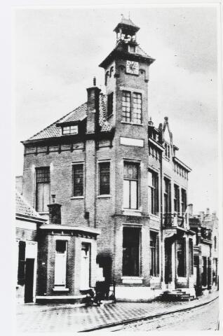 055470 - Hoge Ham. Gemeentehuis (raadhuis)