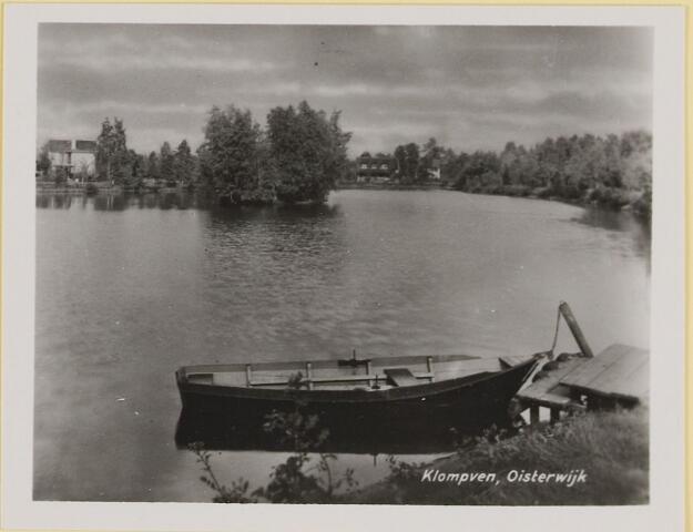 075360 - Serie ansichten over de Oisterwijkse Vennen.  Ven: Klompven.