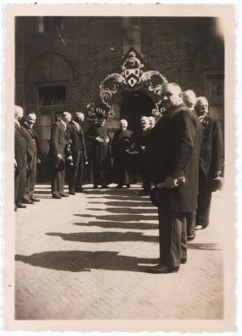 005306 - Zilveren priesterfeest in 1939 van Wilhelmus Petrus Adrianus Maria Mutsaerts, geboren Tilburg 18 juni 1889, overleden 's-Hertogenbosch 16 augustus 1964, begraven aldaar 20 augustus 1964 in de Theresiakerk Tilburg.