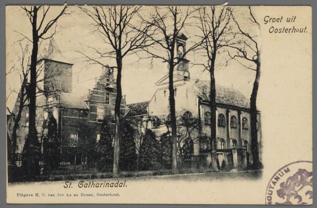 102924 - Kloosters. Het klooster St. Catharinadal.