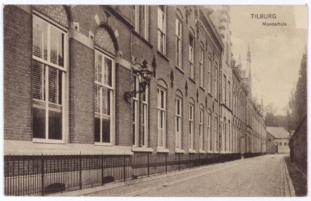 001751 - Oude Dijk, moederhuis van de Zusters van Liefde van O.L.V. Moeder van Barmhartigheid.