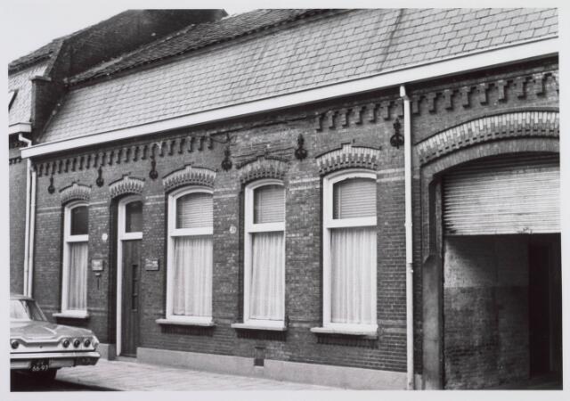 018209 - Pand Emmastraat 27 begin 1966