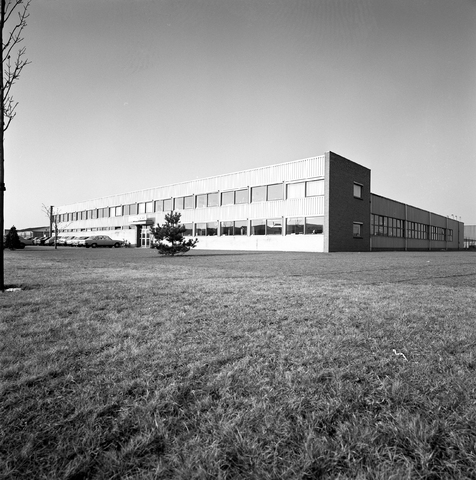 D-000598-1 - Metaalwarenfabriek Tilburg