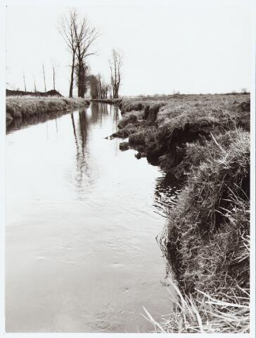 063073 - De oevers van de Voorste Stroom kalven af.