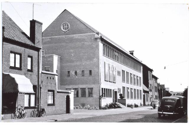 027162 - Hoofdbureau van Gemeente Politie. Architect W. Vintges