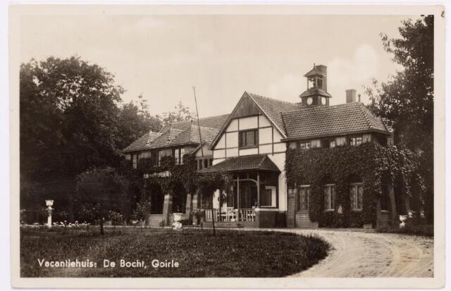 046683 - Vacantiehuis de Bocht aan de Tilburgseweg.