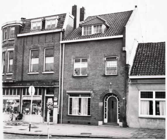 032378 - Woningen aan de voormalige Prins Hendrikstraat thans gesloopt en deel uitmakende van het parkeerterrein aan het Stadhuisplein