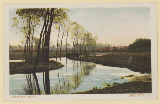 075047 -  Gezicht op de achterste stroom en Gemullehoekenweg.
