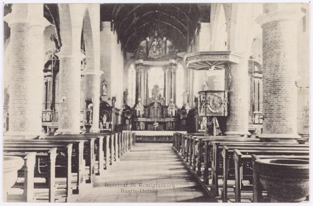 055208 - Interieur R.K. St. Remigiuskerk