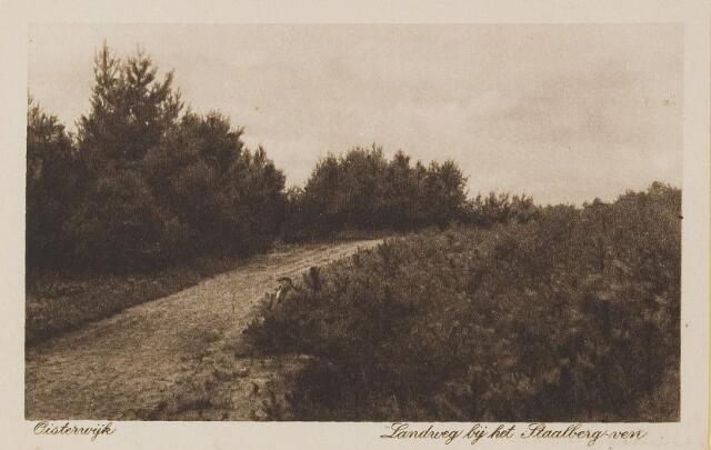 075269 - Serie ansichten over de Oisterwijkse Vennen.  Ven: Staalbergven.