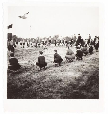 052922 - Jeugdorganisaties. Scouting. Districtsbijeenkomst verkenners