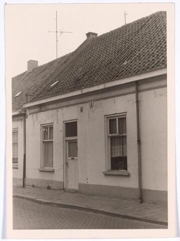 017162 - Pand Capucijnenstraat 165 anno 1969