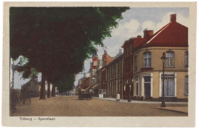 002179 - Spoorlaan hoek Stationstraat.