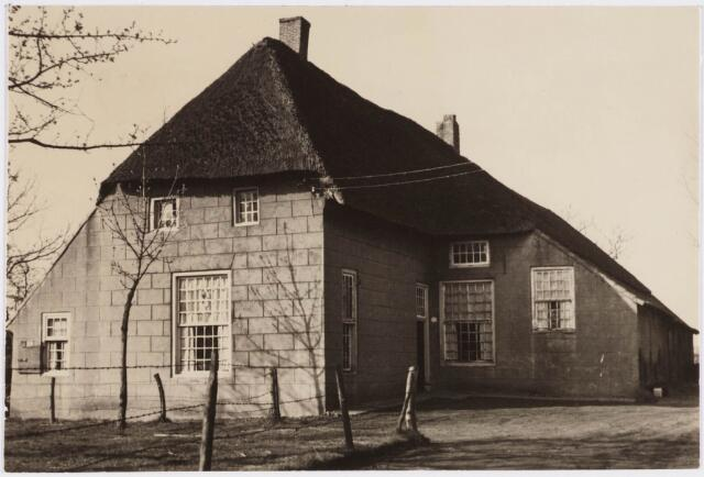 029572 - Tongerlose Hoef / boerderij aan de Reitse Hoevenstraat