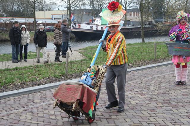 658138 - Carnaval. Optocht. Kruikenstad. D'n Opstoet door het centrum van Tilburg in februari 2017.