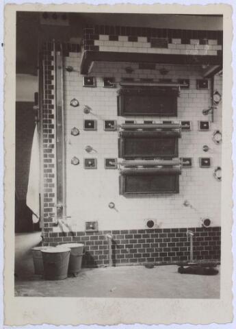 024972 - Oven van bakker Van Heeswijk - Vorsselaars in 1934