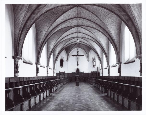 062230 - Kloosters. Abdij van Onze Lieve Vrouw van Koningshoeven aan de Eindhovenseweg 3 (kleine kapel )