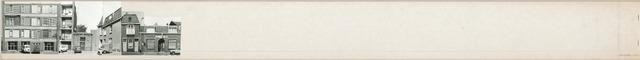 1625_0287 - Fotostrook; straatwand; panden aan de linten en hoofdverbindingswegen in het centrum van de stad; Voltstraat 1-75