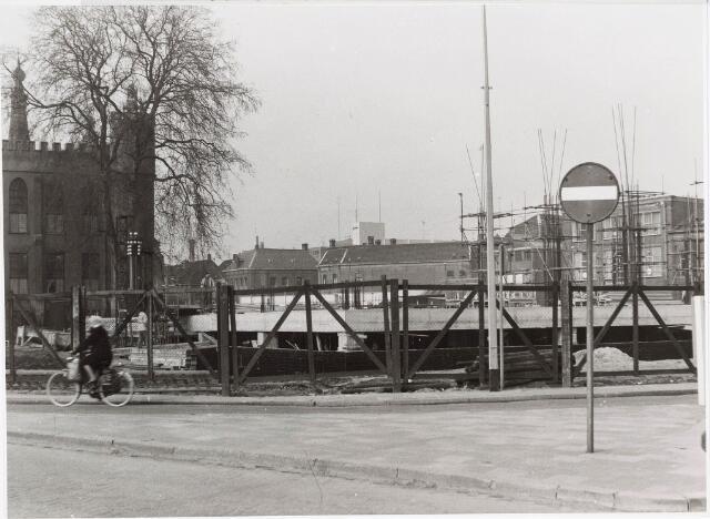 032586 - Bouwput hoogbouw aan het Stadhuisplein