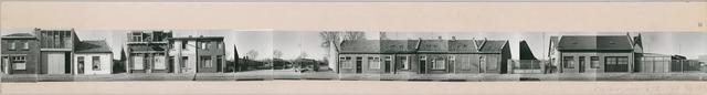 1625_0062 - Fotostrook; straatwand; panden aan de linten en hoofdverbindingswegen in het centrum van de stad; ; foto's werden tussen 1976 en 1985 gemaakt. (foto gemaakt in periode 1976-1985)