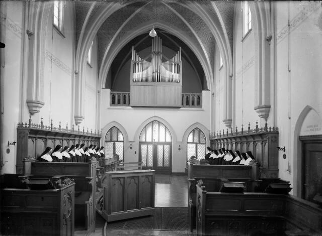 604571 - Trappistinnenabdij O.L.V. van Koningsoord te Berkel-Enschot.