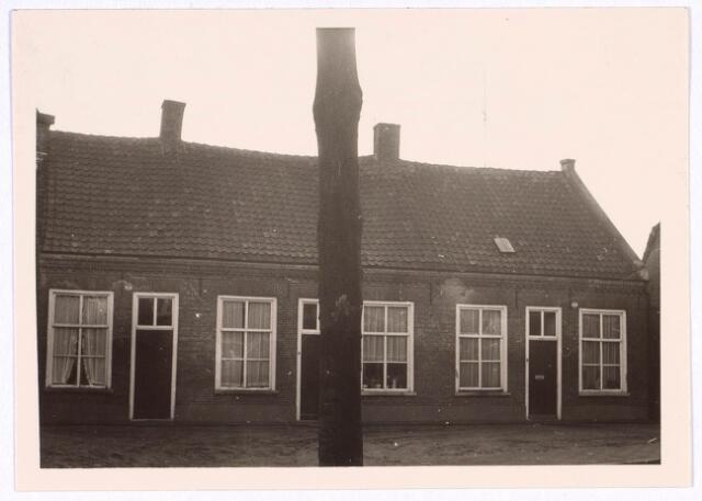 018824 - Rijtjeshuizen aan de Rielseweg, thans Generaal Winkelmanstraat, begin 1968
