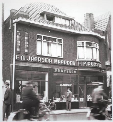 031023 - Schouwburgring. voorheen Zomerstraat. Firma H. Kruyssen Haarden en Kachels.