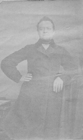 063963 - Petrus Mutsaerts, geboren te Tilburg op 8 augustus 1808 en aldaar overleden op 27 december 1868. Hij trouwde Johanna Pessers en vervolgens Jacoba Cornelia Lombarts.