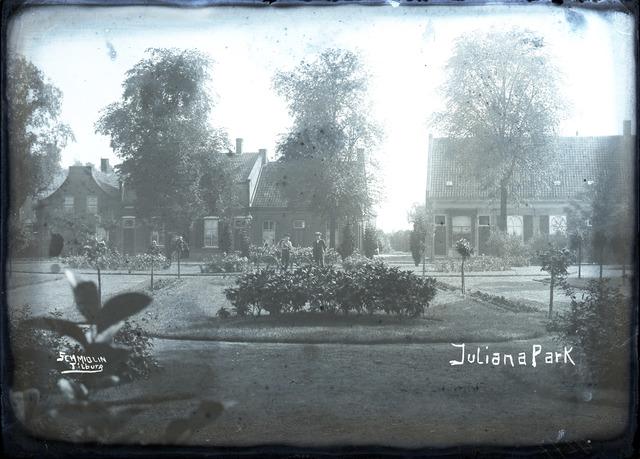 654319 - Topografie. Julianapark