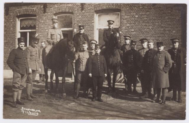 053601 - Mobilisatie. Eerste Wereldoorlog 1914 - 1918;