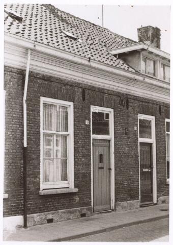 017657 - Pand Van Doorenstraat 18 halverwege 1970