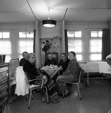 655748 - Elizabeth Ziekenhuis locatie Jan van Beverwijckstraat Tilburg in 1981.