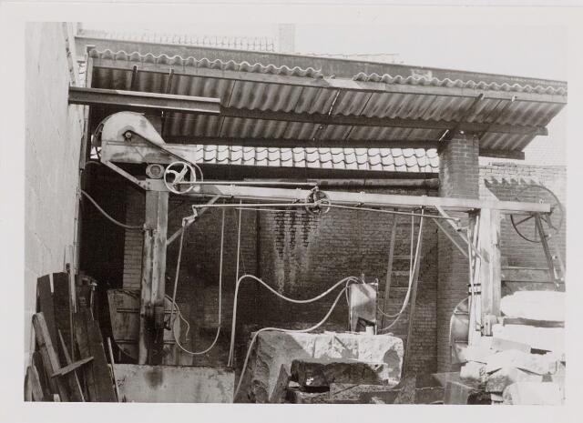 040445 - Werkplaats steenhouwerij Petit