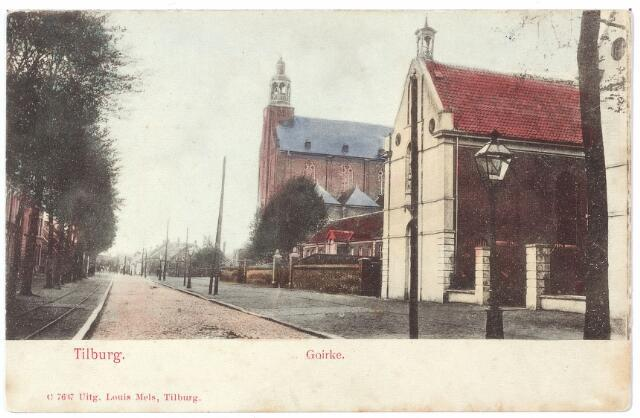 000606 - Kerk St. Dionysius en St. Ignatiusgesticht Goirkestraat.