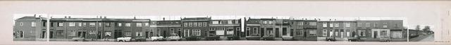 1625_0190 - Fotostrook; straatwand; panden aan de linten en hoofdverbindingswegen in het centrum van de stad; ; foto's werden tussen 1976 en 1985 gemaakt. (foto gemaakt in periode 1976-1985)