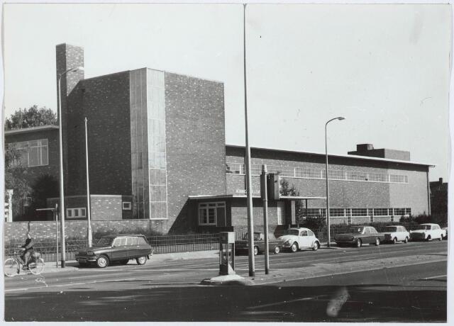 030142 - Voortgezet onderwijs: Rijks H.B.S. Willem II aan de Ringbaan-Oost, gebouwd in 1932