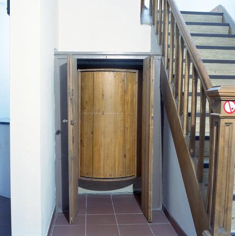 D-00482 - TBV - Clarissenhof, interieur Clarissenklooster