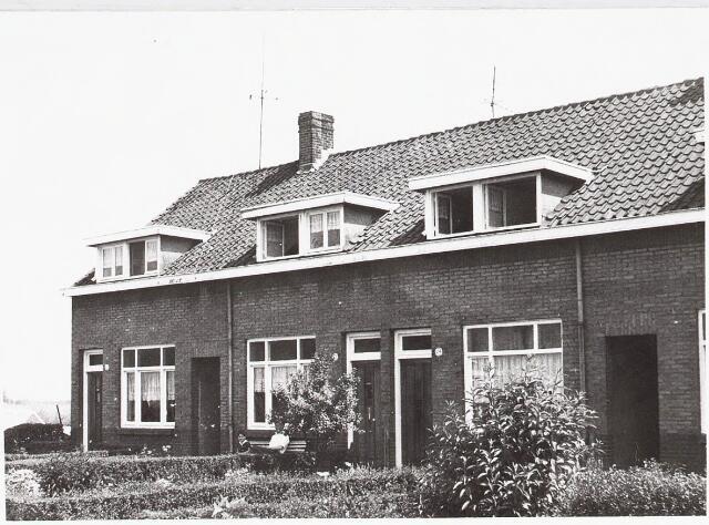 032745 - Voorgevels van de woonhuizen aan de Stappegoorstraat 20, 22 en 24