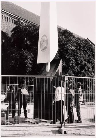 036061 - Stadhuisplein. Gedenknaald Obelisk.