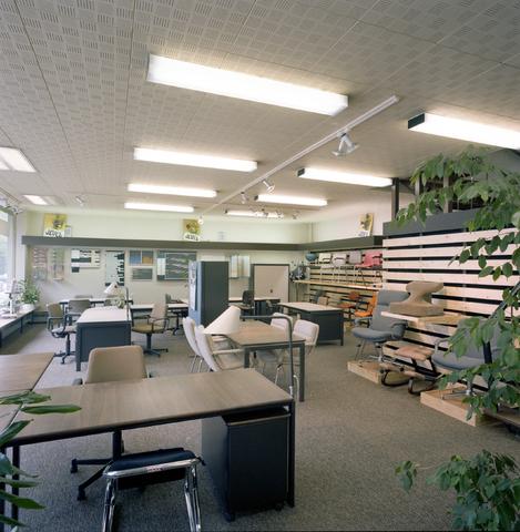 D-001950-4 - Jan van Laarhoven, drukkerij-boekbinderij-kantoormeubelen-kantoorboekhandel, Wilhelminapark