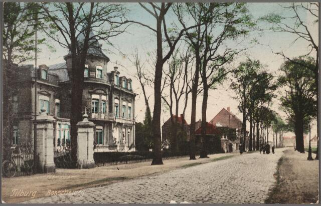 010342 - Villa Tivoli aan de Bosscheweg, later Tivolistraat.