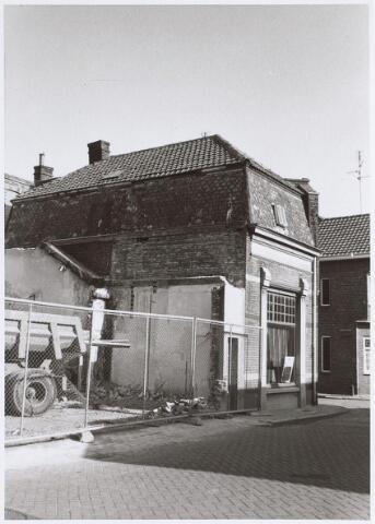 025547 - Winkelpand op de hoek Korte Tuinstraat - Langestraat