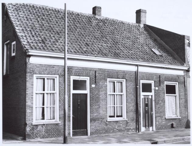 020479 - Panden Hasseltsraat 206 (links) en 208 in maart 1986