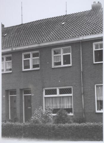 025729 - Pand Moleneind 125. Thans is dit de Leharstraat