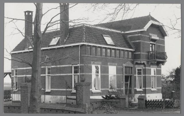 88905 - Woonhuis Hoeve Alma (Alphons-Marie) gebouwd in 1917. Gesloopt in 2018 en geheel vervangen door nieuwbouw.