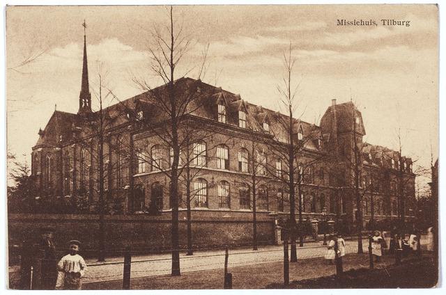 000133 - missiehuis van de missionarissen van het H. Hart aan de Bredaseweg